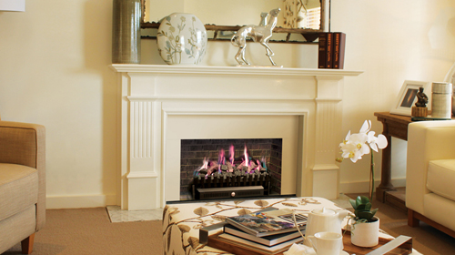 Gas Log Fires & Fireplaces | Real Flame Gas Fires Melbourne