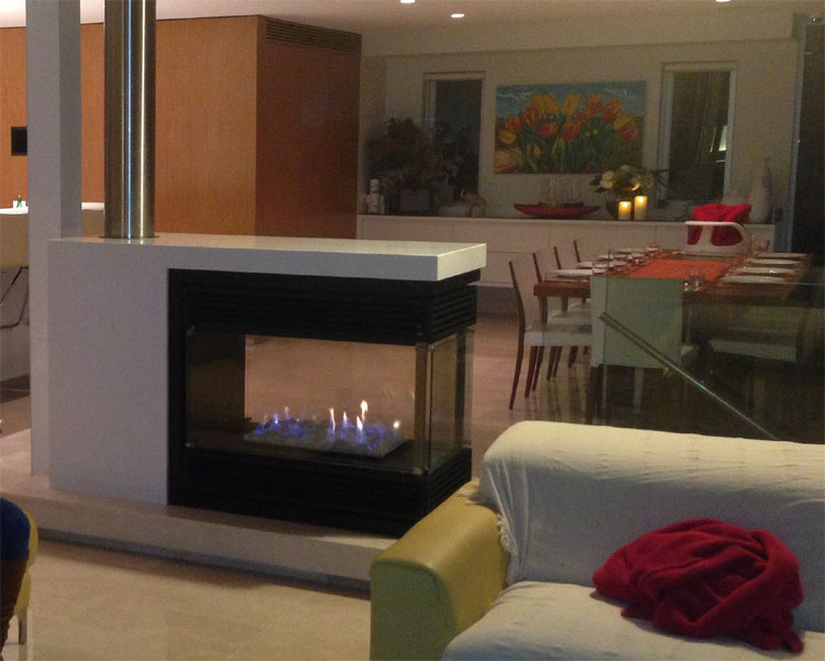 Captiva Island Fireplace Real Flame Gas Fires Melbourne