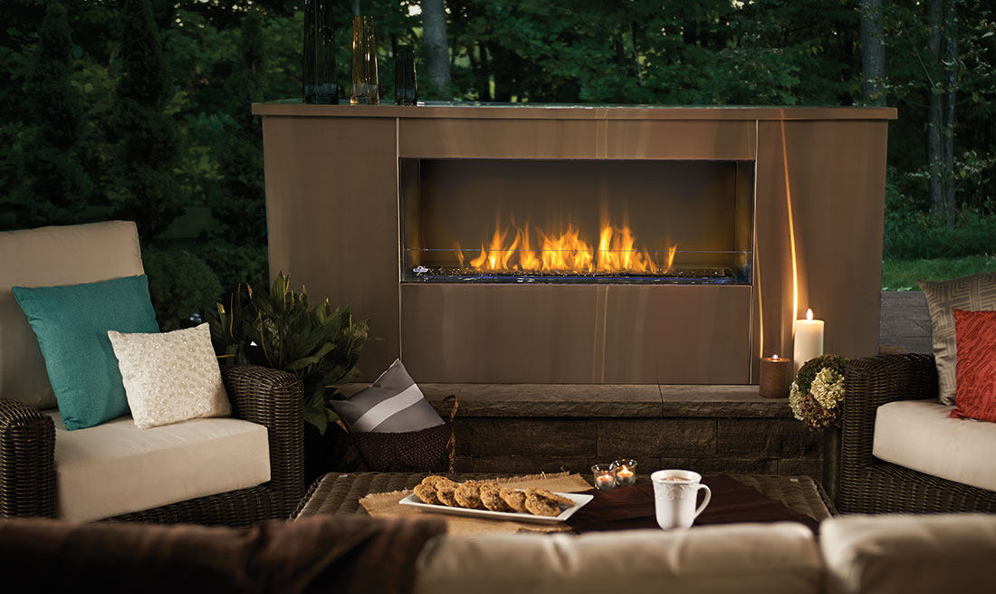 Galaxy 48 Outdoor Gas Fires Real Flame Gas Fires Melbourne
