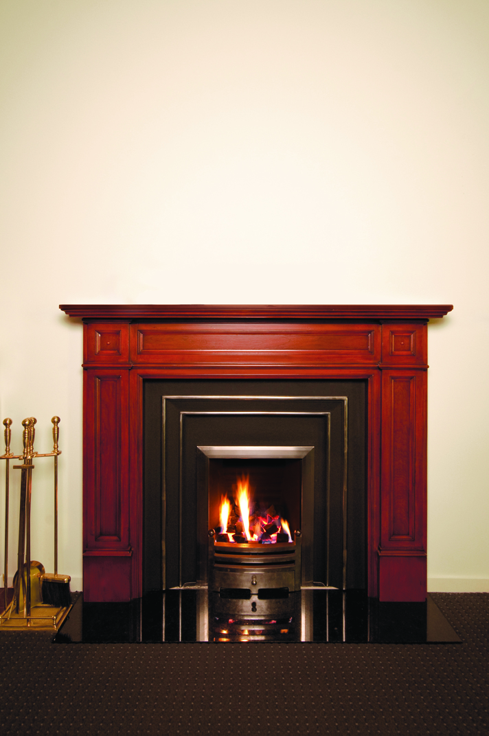 Hot Box Indoor Gas Log Fire Real Flame Gas Fires Melbourne