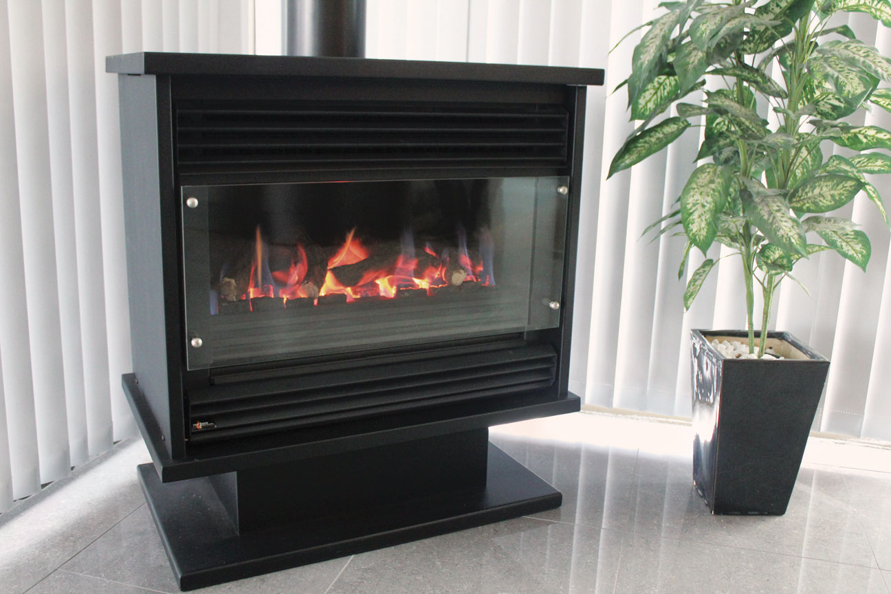 Pyrotech Gas Log Fires | Real Flame Gas Fires Melbourne